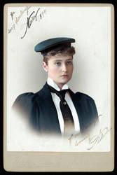Alix of Hesse, 1894