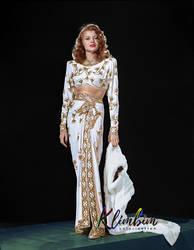 Hayworth Rita - Gilda, 1946 by klimbims