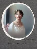 Grand Duchess Olga of Russia by klimbims