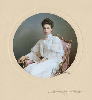 Portrait de Xenia Alexandrovna