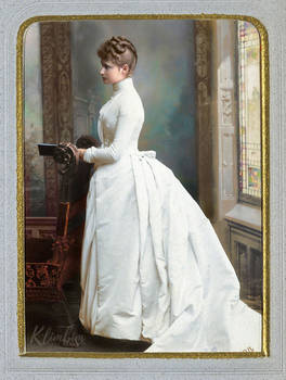 Princess Alix of Hesse and by Rhine