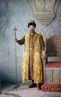 Nicholas II of Russia by klimbims