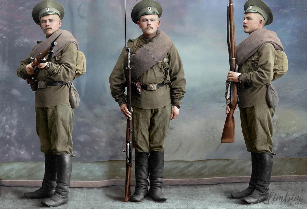 Russian Army, WWI by klimbims on DeviantArt