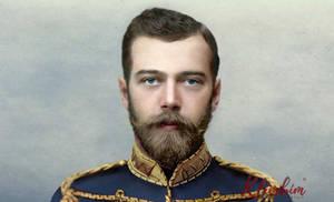 Nicholas II, 1896 by klimbims