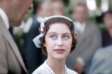 Princess Margaret by klimbims