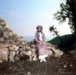 Grand Duchess Olga Nikolaevna by klimbims