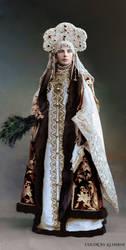 La Comtesse Fersen, nee Princesse Dolgorouky by klimbims