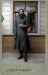 Grigory Rasputin by klimbims