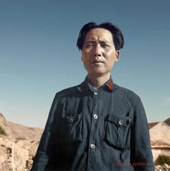 Mao Zedong 1937 by klimbims