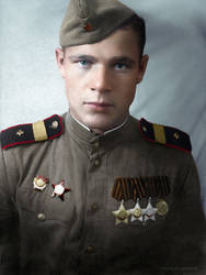 Ivan Rulyov by klimbims