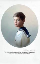 Tsesarevich Alexei by klimbims