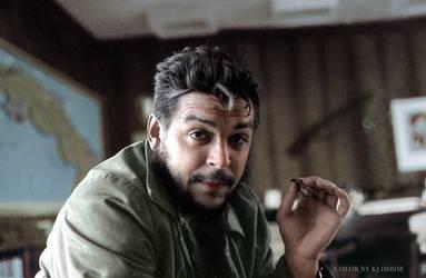 Che Guevara by klimbims