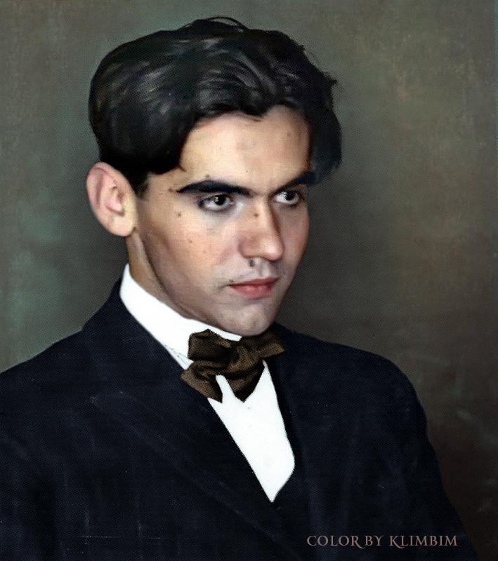 Federico Garcia Lorca by klimbims