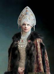 Zinaida Yusupova by klimbims
