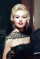 Brigitte Bardot 1958 by klimbims