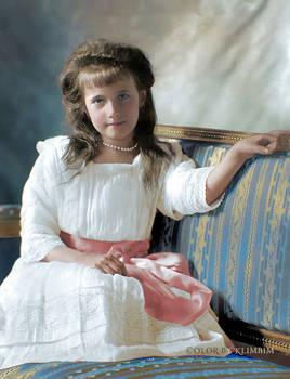 Grand Duchess Anastasia of Russia