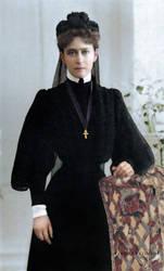 Grand Duchess Elisabeth Feodorovna by klimbims