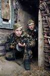 Bryansk front, 1942, photo by Strunnikov