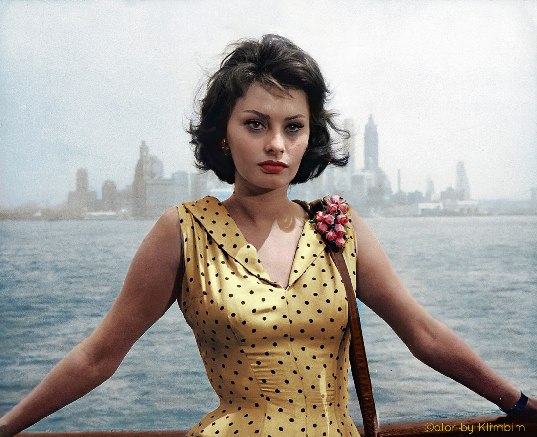 Sophia Loren That Kind Of Woman 1958