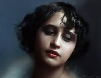 Vera Kholodnaya Russian silent movie star