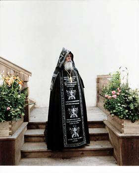 Hieroschemamonk Simeon 1903 Sarov