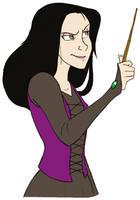 Bellatrix Lestrange by afo2006