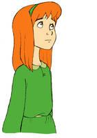 Ginny Weasley by afo2006