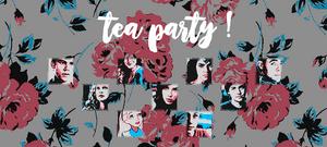 psd : tea party.