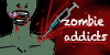 Zombie Addicts Icon by helloprocro