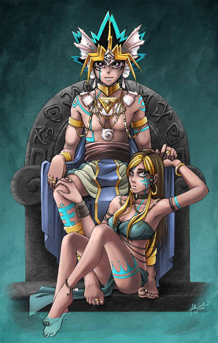 King of Atlantis by RyouGirl