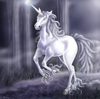The Last Unicorn by RyouGirl
