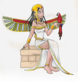Egyptian Angel