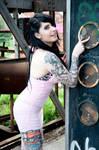 Hayley - Tattoo Shots V