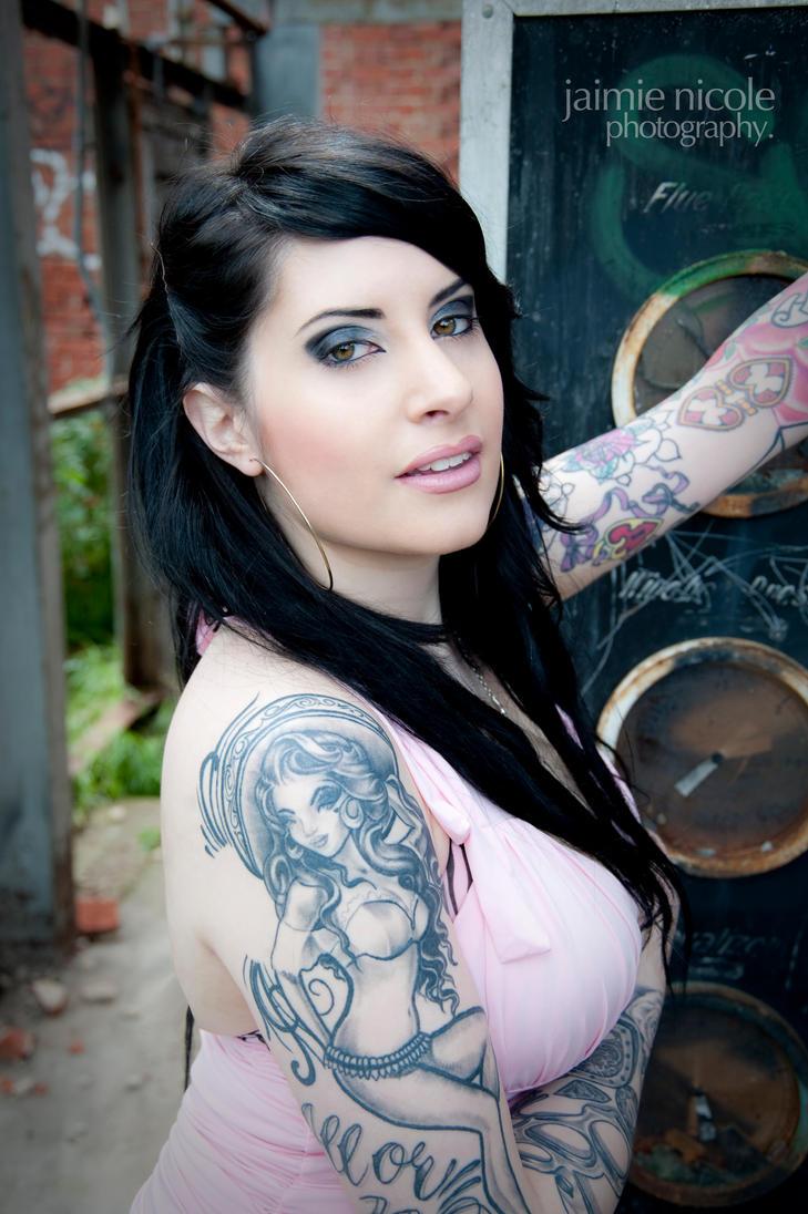 Photography: Body Tattoos