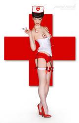 Nurse Pin-Up