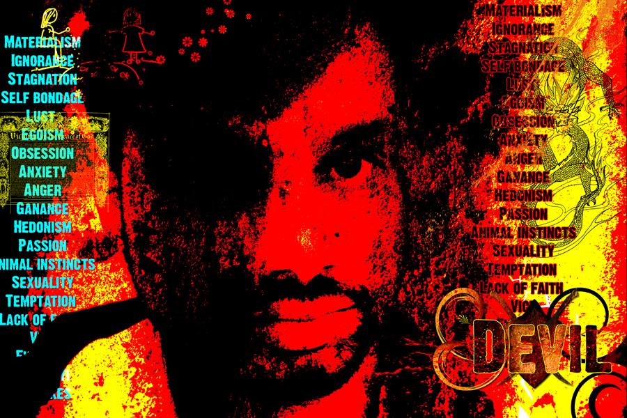 me again as a DEVIL by xindgi