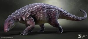 Denversaurus schlessmani - Saurian
