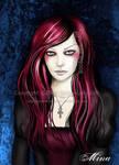 Mina by edera-ladygoth