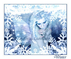 Winter by edera-ladygoth