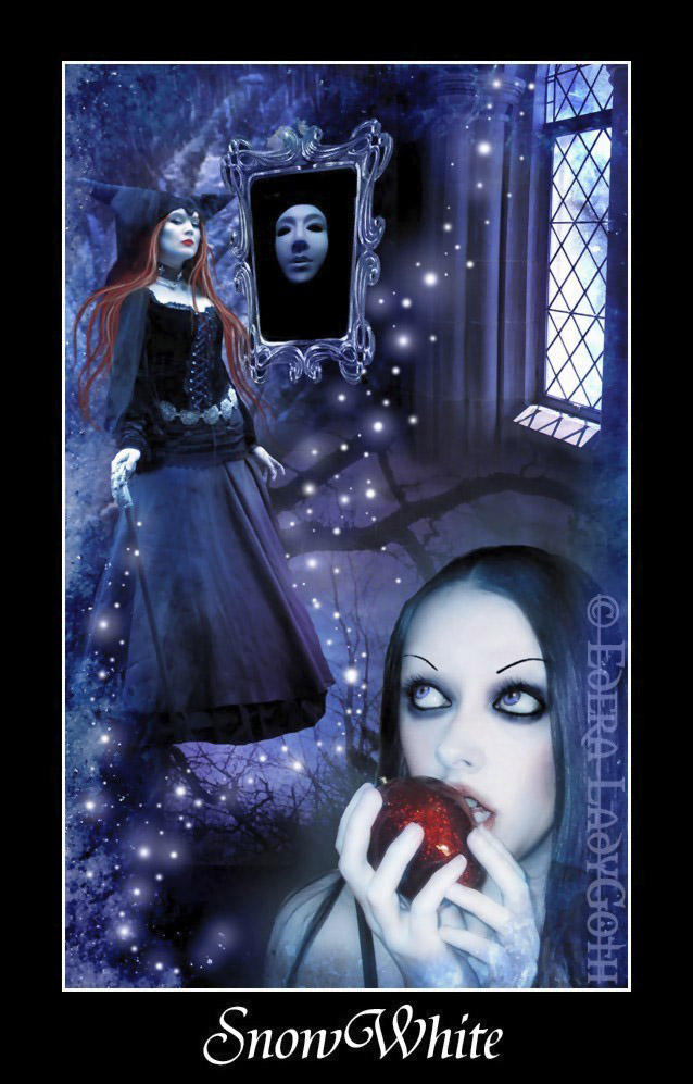 Snow White by edera-ladygoth