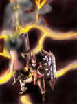 Gunlance Hunter Inara