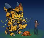 Halloween-BumbleBee