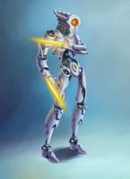 Robot by Ainkurn