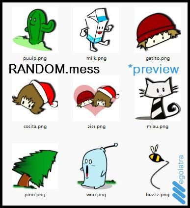 RANDOM.mess :preview: by egolatra
