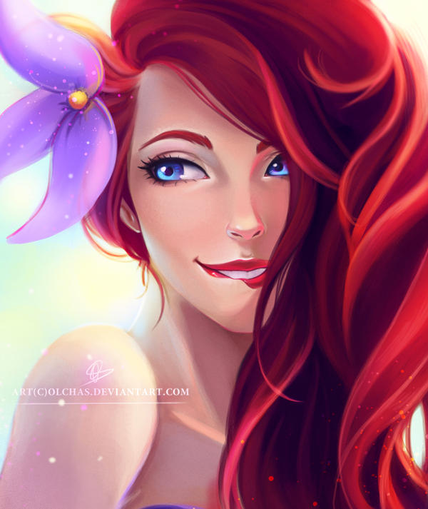 Ariel by OlchaS
