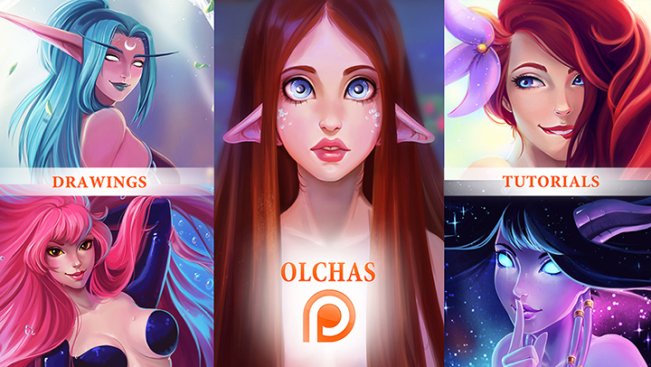 OlchaS Patreon by OlchaS