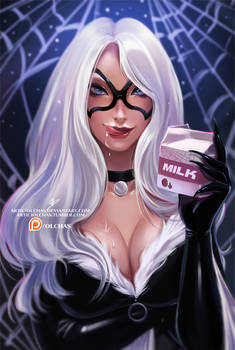 Black Cat :NSFW Optional: