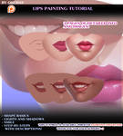 Lips Painting Tutorial preview