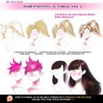 Hair Painting tutorial vol 2