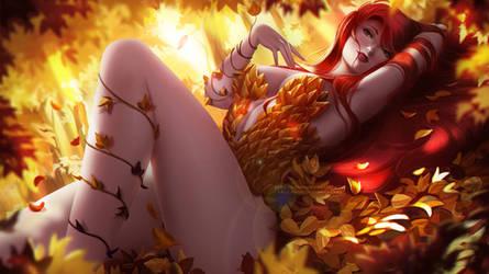 Autumn Poison Ivy